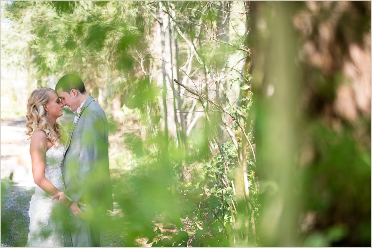 Bride and Groom portraits black diamond wedding
