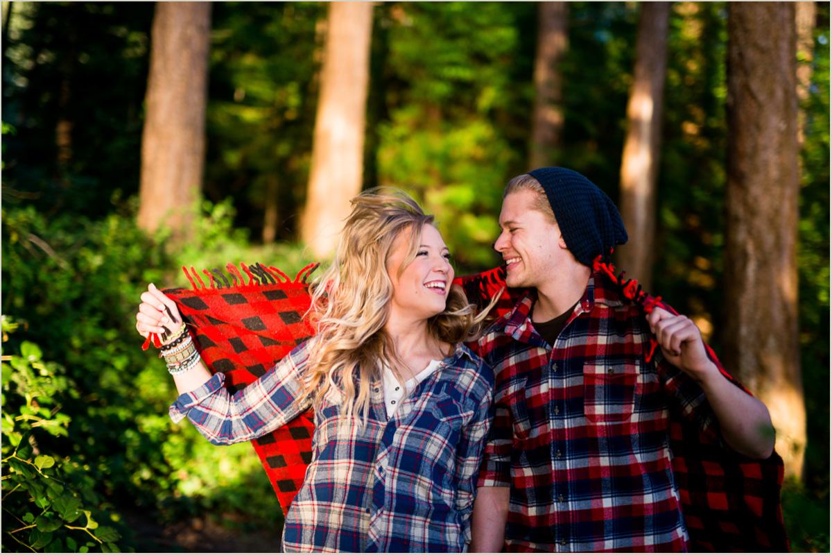 Couples Adventure Session Salt and Pine Seattle Adventure Photographers