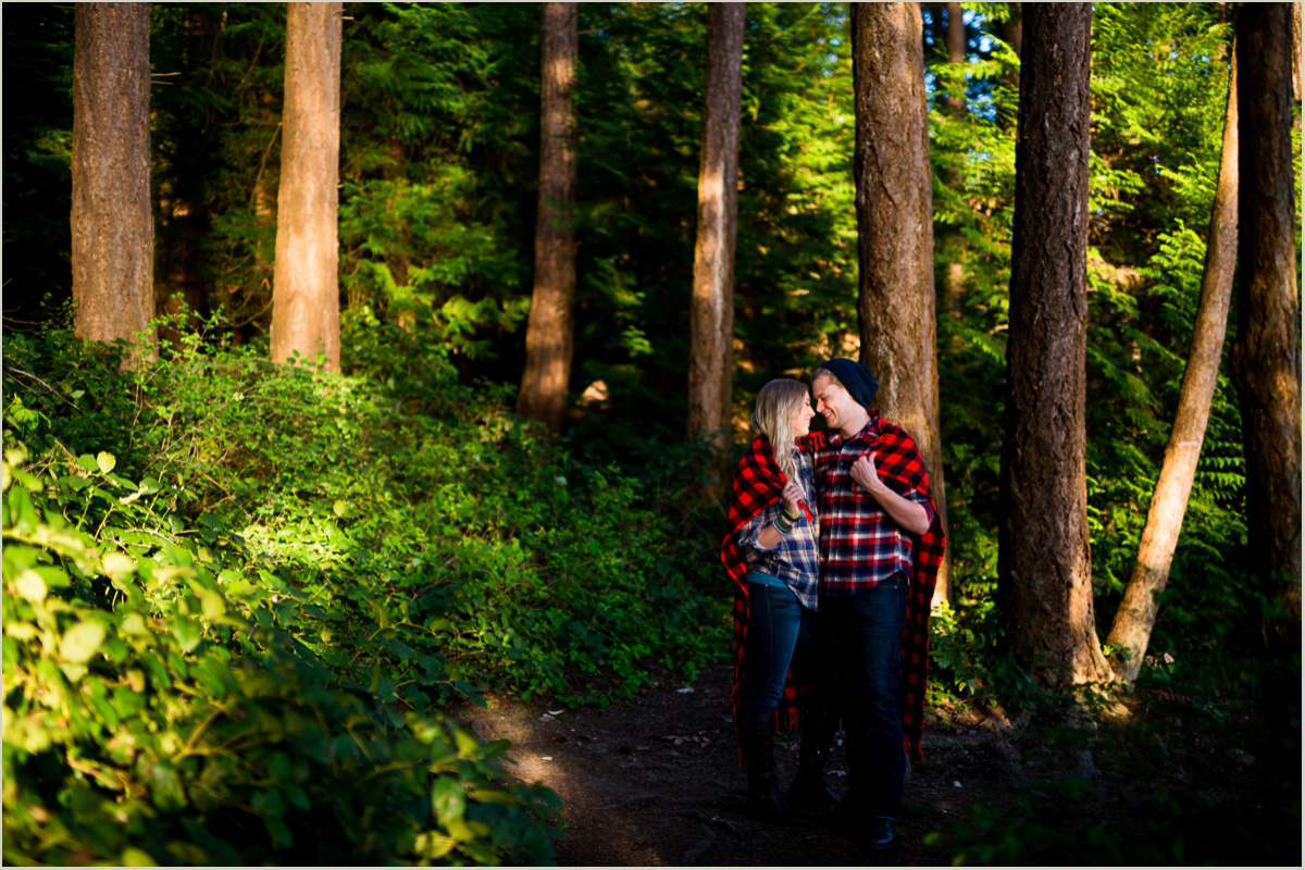 Hipster Engagement Session