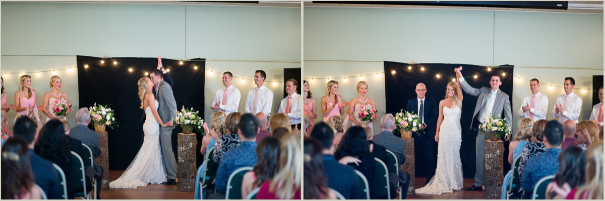 Maple Valley Community Center Wedding