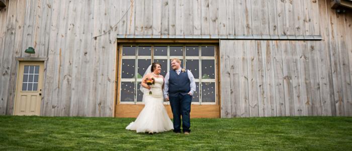 Schwinn Produce Farm Wedding | Kansas Wedding Photographer