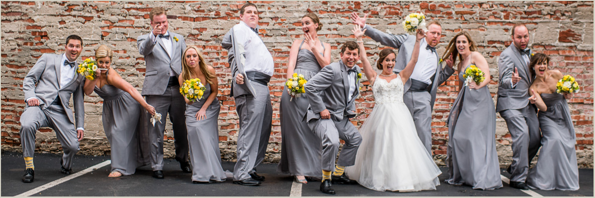 Awesome Bridal Party Photos The Promise Kansas City Wedding