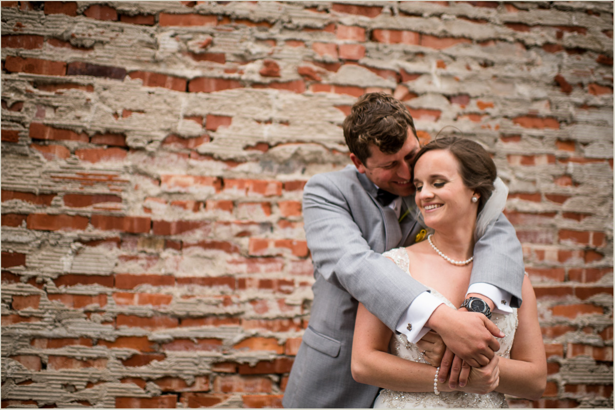 Crossroads District Kansas City Wedding Photos