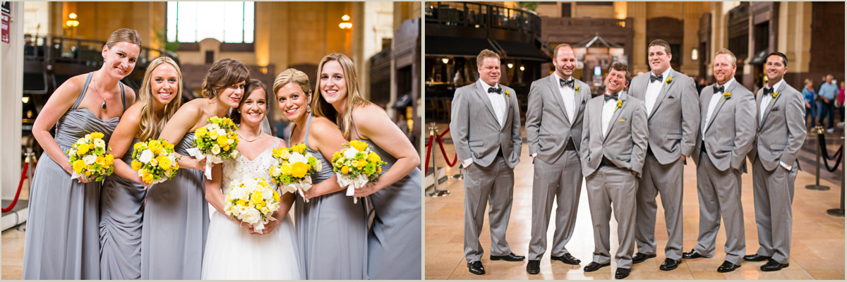 Union Station Bridal Party
