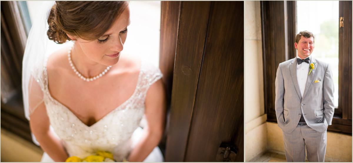 Union Station Bridal Portraits KC Wedding Day