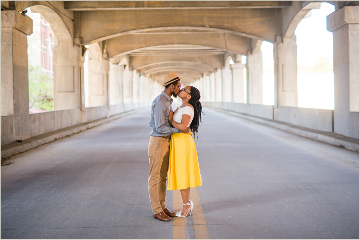 Urban Couples Photos in Viaduct