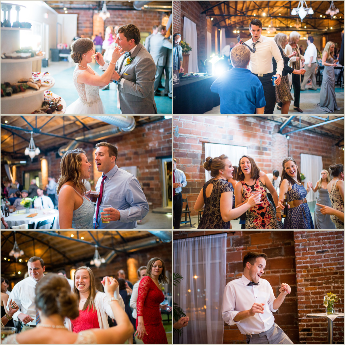 Wedding Reception at The Promise Kansas City Wedding Photographer