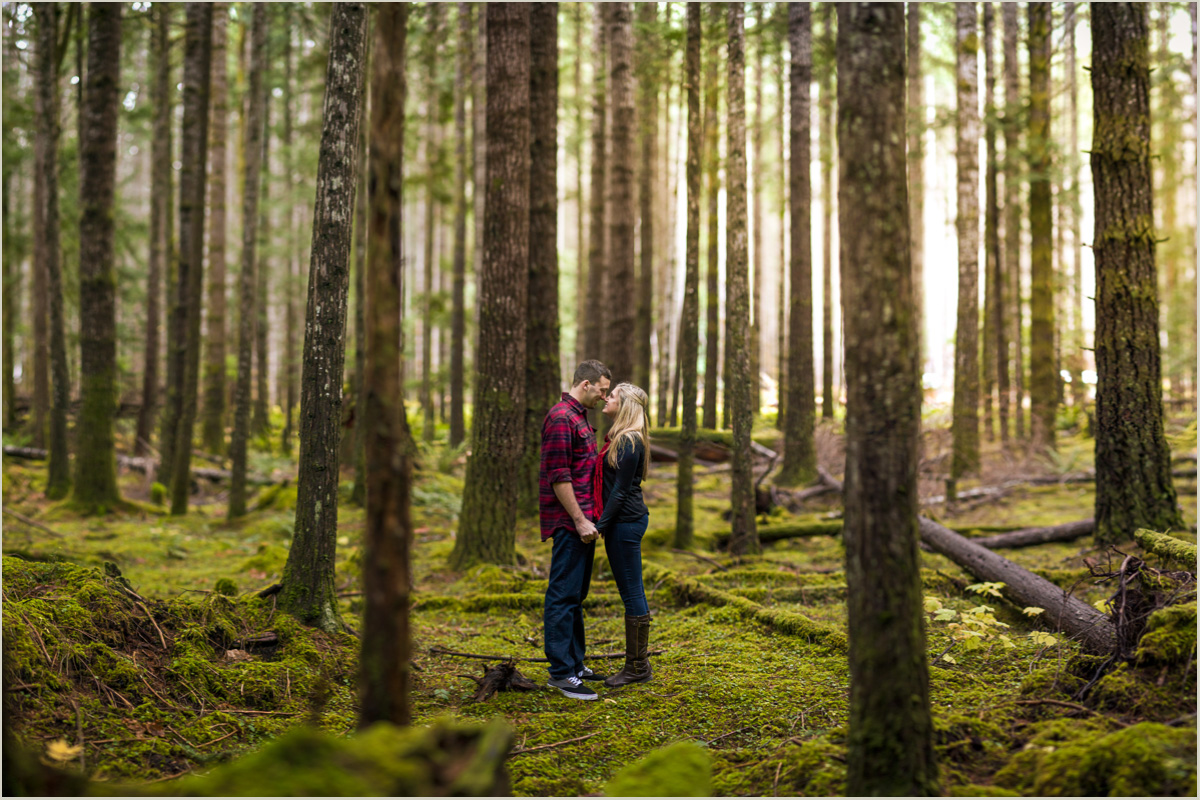 Adventurous Seattle Wedding Photographers