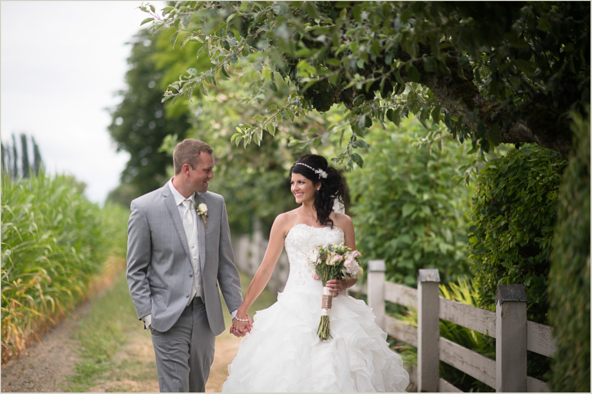 Country Wedding at Maplehurst Farm