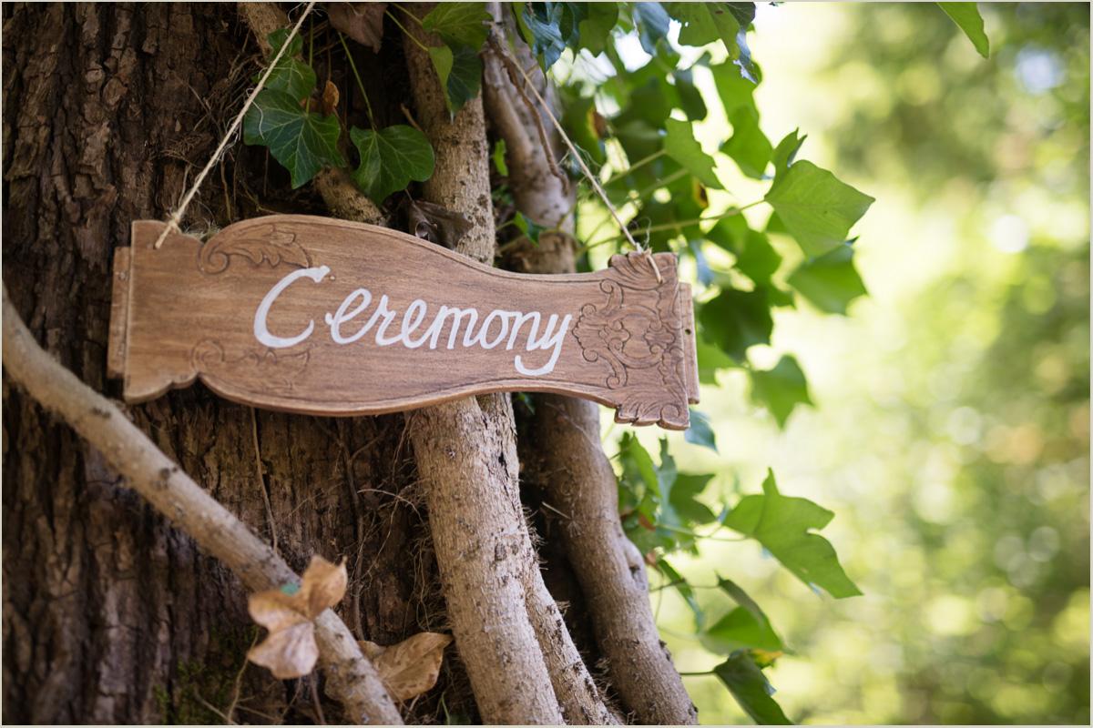 Ethereal Woodsy Wedding at Robin Hood Resort Village