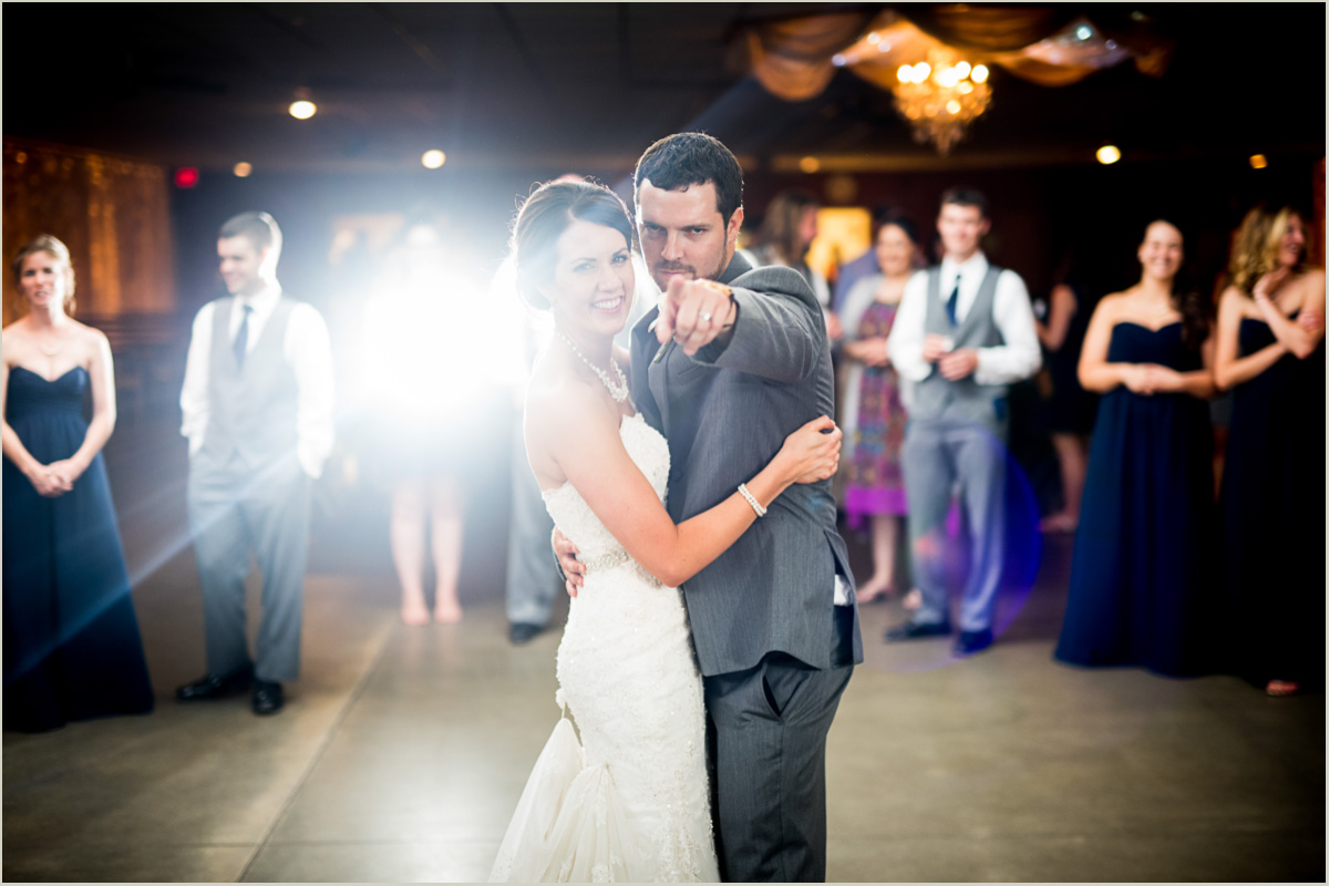 First Dance Wedding Reception Images