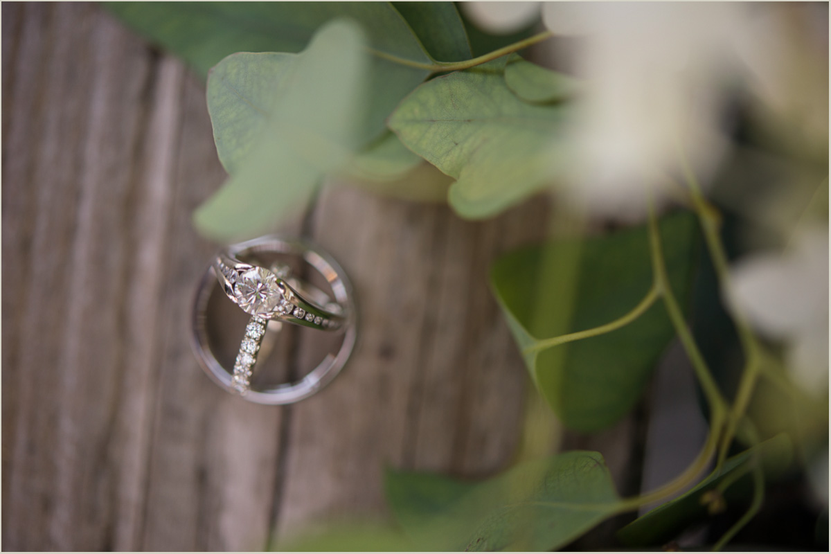 Ring Photos Ethereal Wedding Details