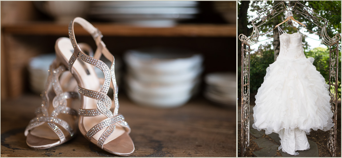 Rustic Glam Wedding Details Seattle Wedding Photographers