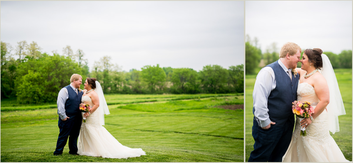 Rustic Kansas Wedding Photographers