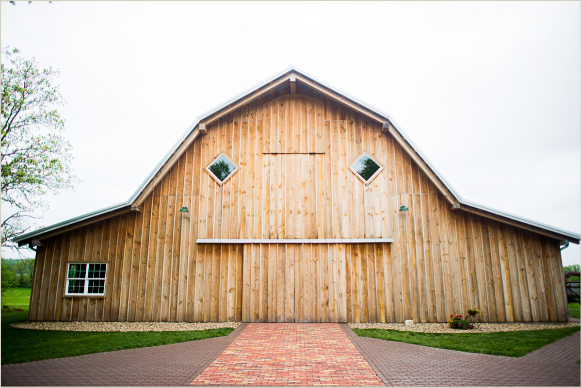 Schwinn Produce Farm Wedding Venue Barn