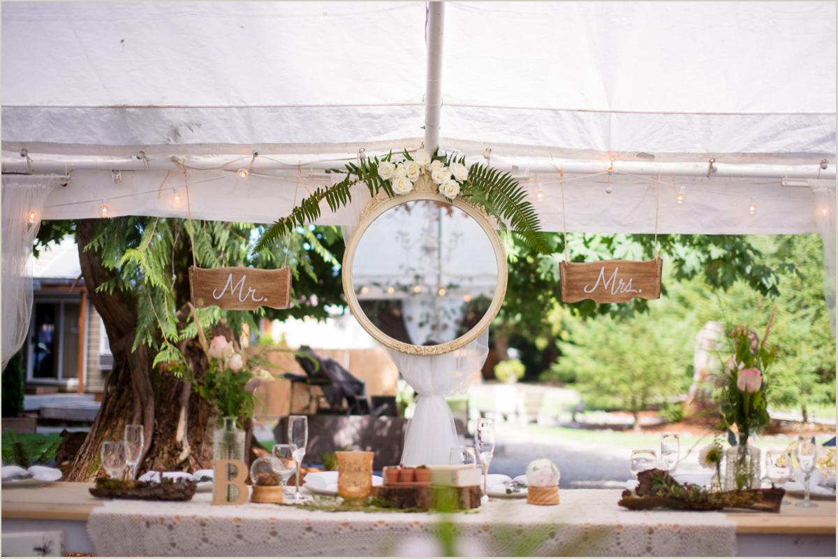 Wedding Reception at Robin Hood Union Washington