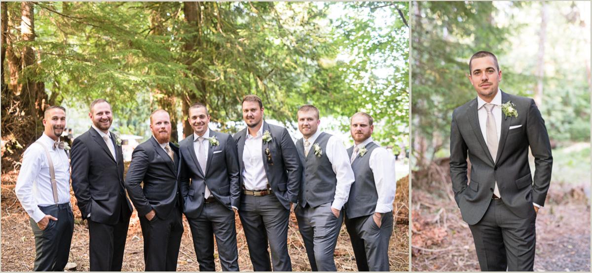 Woodland Wedding Inspiration Groom Style