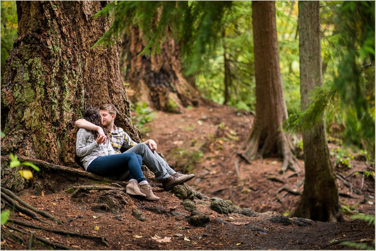 Schmitz Park West Seattle Photos