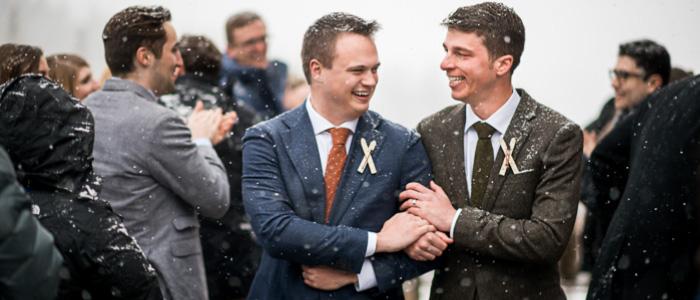 Destination Wedding Photographers in Seattle