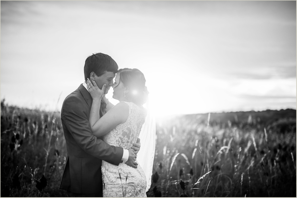 Flint Hills Manhattan Kansas Wedding