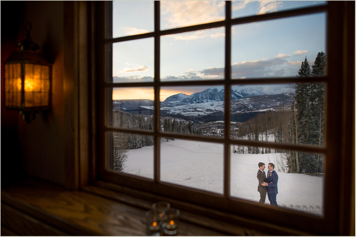 Gorrono Ranch Wedding Telluride Colorado