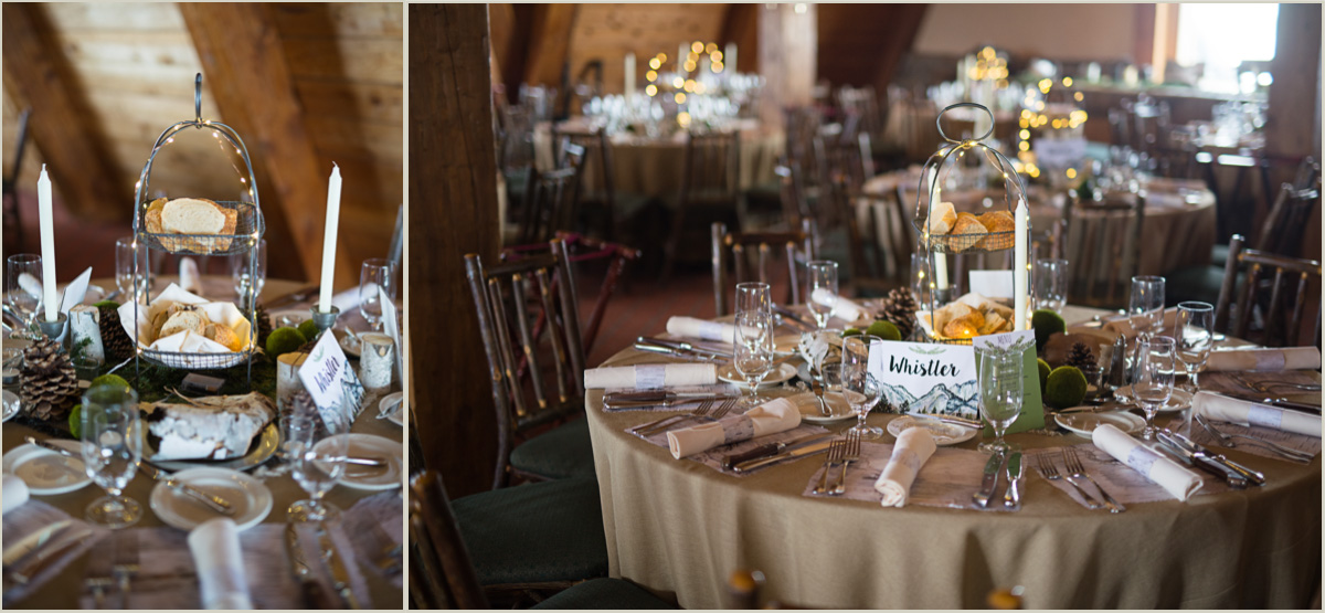 Rustic Winter Wedding at Gorrono Ranch in Telluride