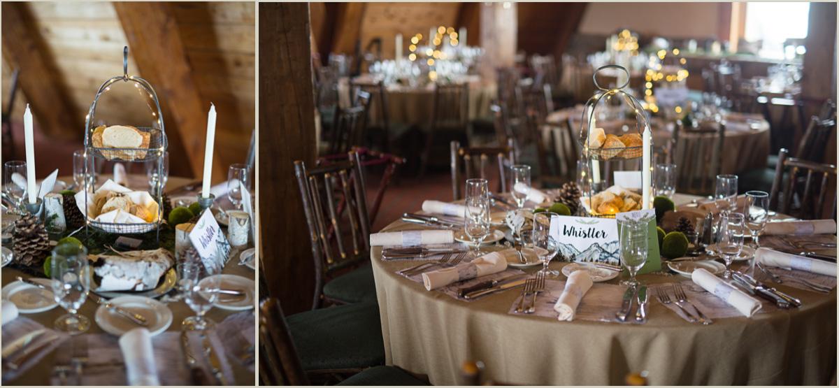 Rustic Winter Wedding at Gorrono Ranch in Telluride