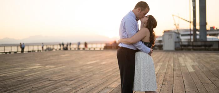 Seattle Engagement Photos   Seattle Wedding Photographer