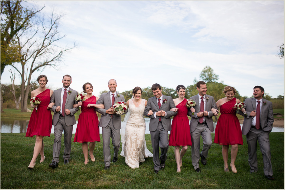 Walnut Pond Wedding Photos