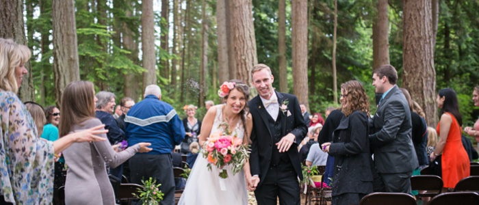Kitsap Memorial State Park Wedding | Seattle Wedding Photographers