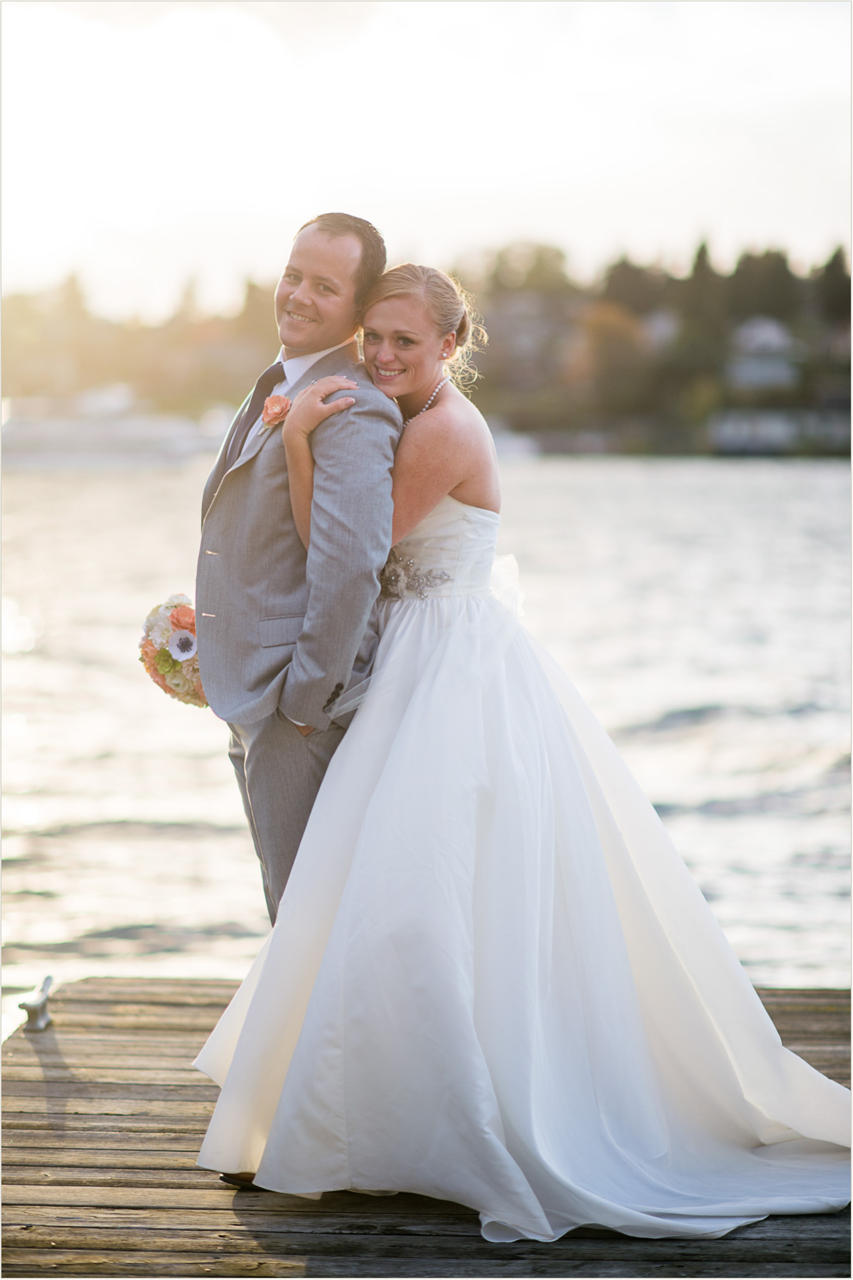 Nautical Wedding with Wedding Wise Seattle Wedding Planner