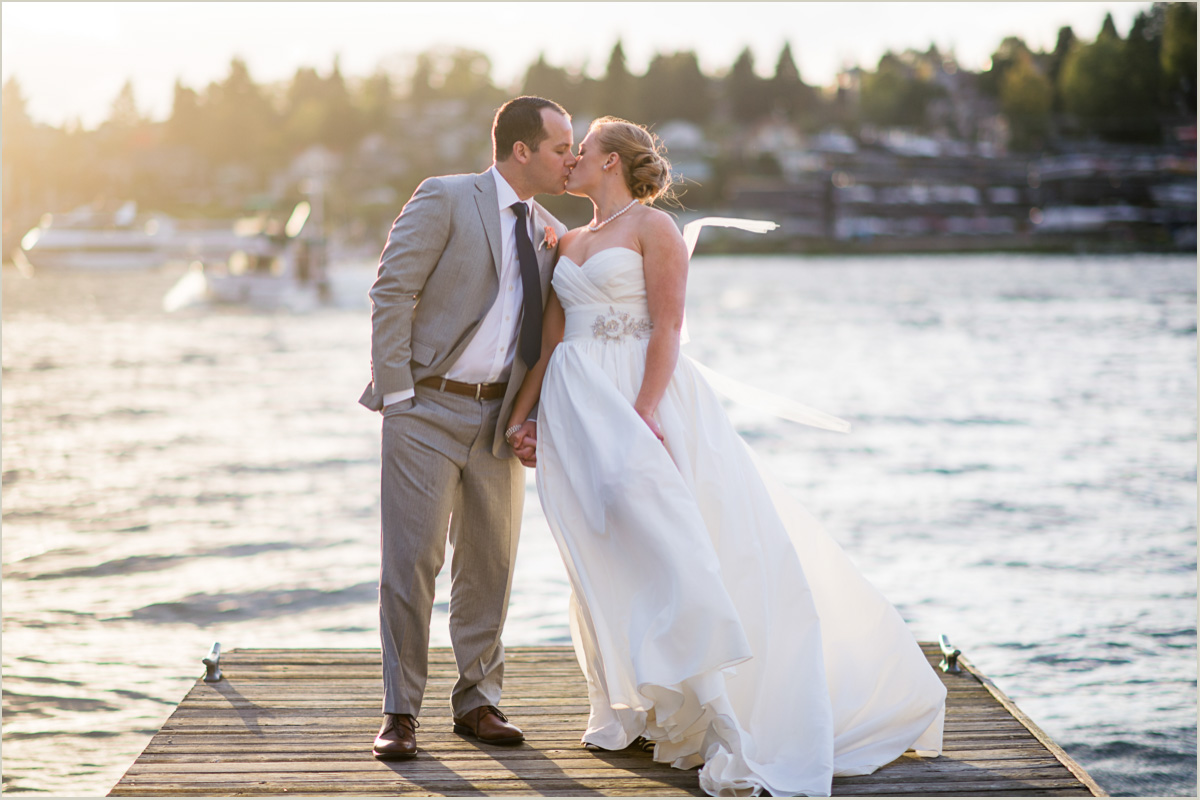 Weddings at Tyee Yacht Club in Seattle