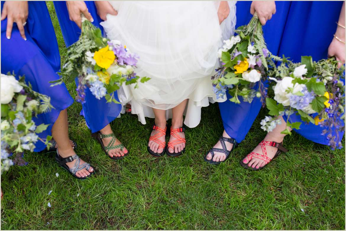 adventure-themed-wedding-with-birkenstocks-for-the-bridesmaids