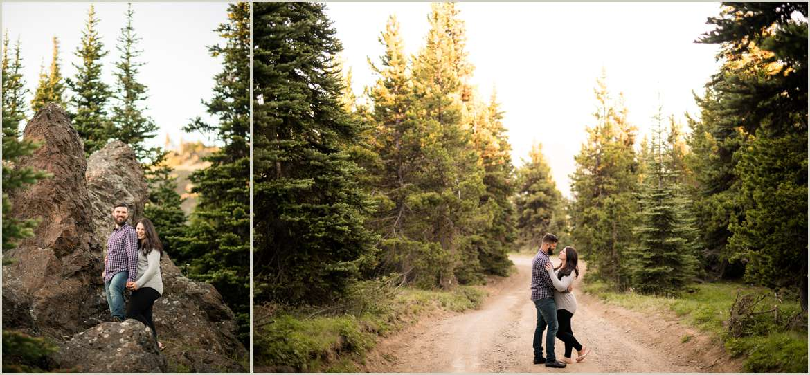 best-outdoorsy-engagement-photos