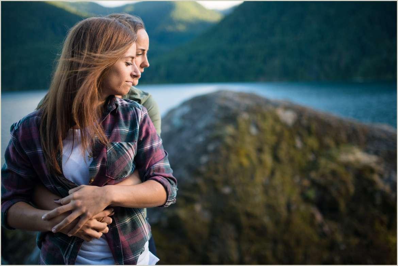 Olympic National Park Engagement Photos | Seattle Wedding Photographers