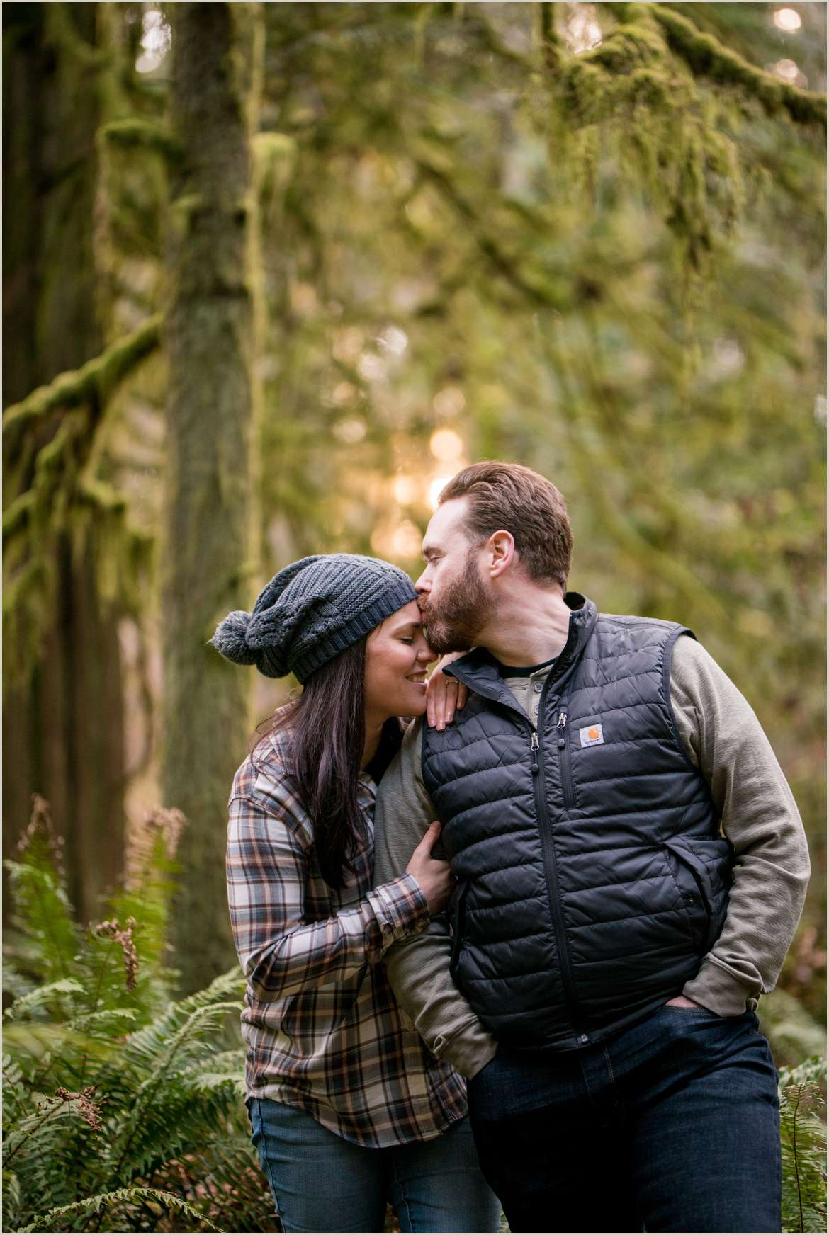 bainbridge island engagement photos