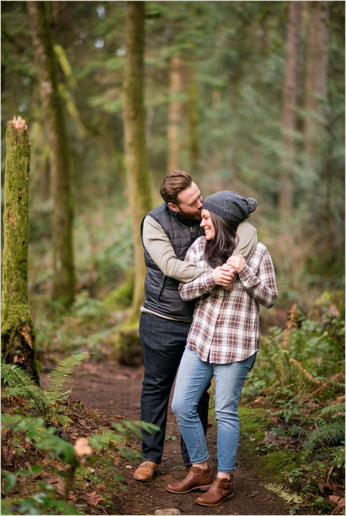 engagement photos with real emotion