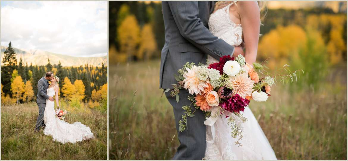 adventure wedding in durango colorado