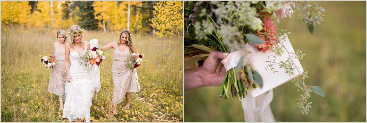 colorado mountain adventure wedding