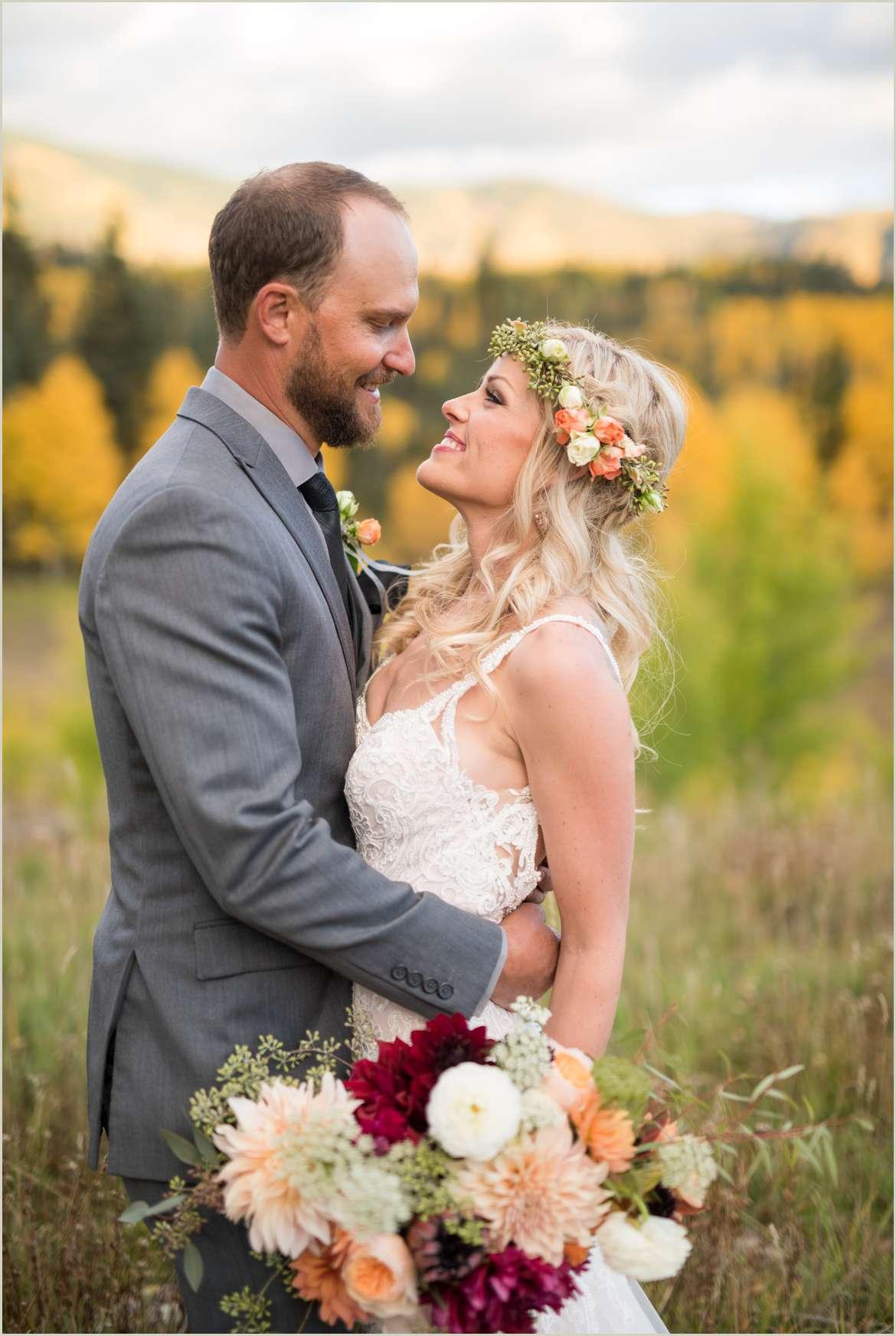 colorado wedding portraits