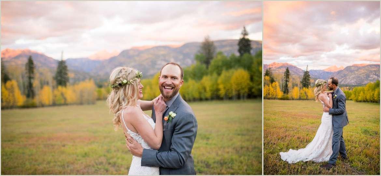 genuine and romantic wedding photos