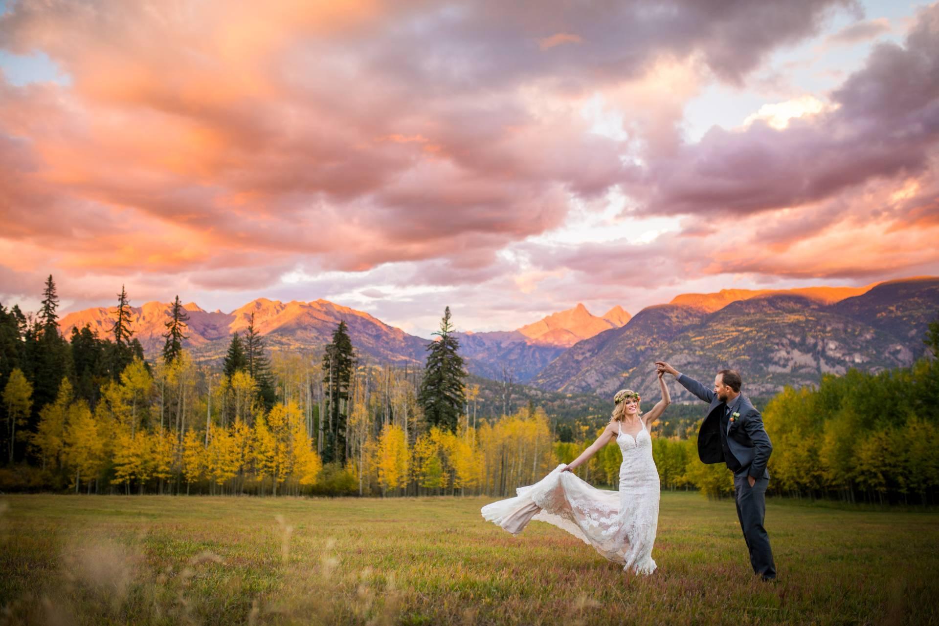 colorado adventure wedding colorado wedding photographers