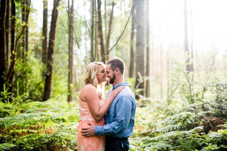 Silverdale Engagement Photos | Kitsap County Wedding Photographers