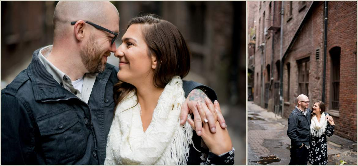 urban ally engagement photos