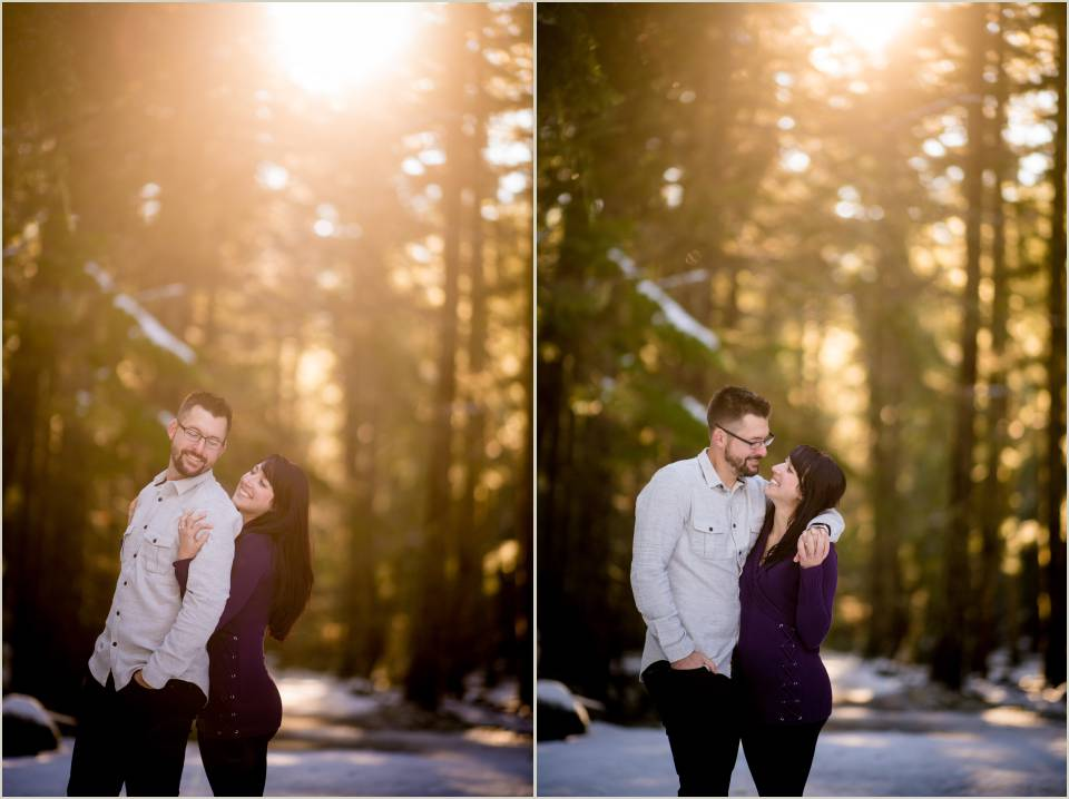 engagement photos that show emotion