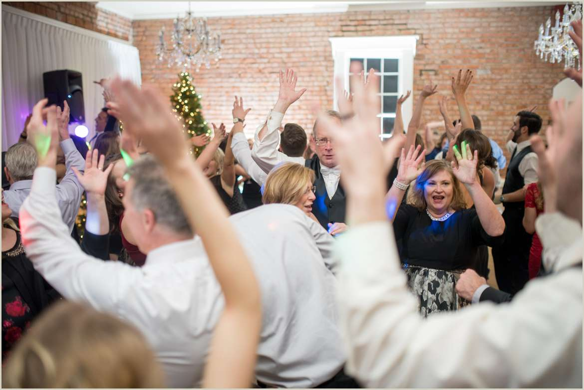 fun dance floor wedding photos 1