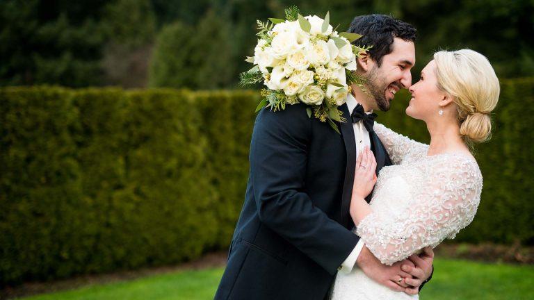 Hollywood Schoolhouse Wedding Photos | Seattle Wedding Photographers