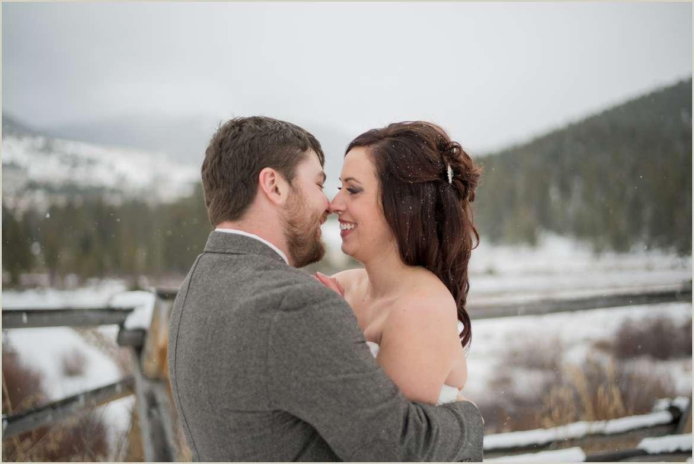 montana wedding photos