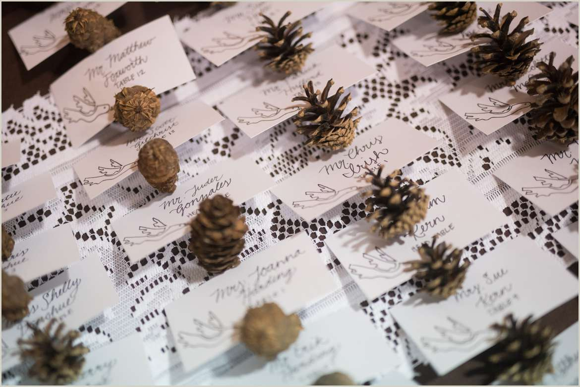 pinecone seating chart