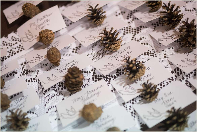 pinecone seating chart